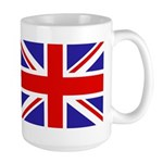 British Flag Large Mug