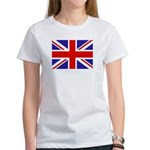 British Flag Women's T-Shirt