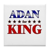 ADAN for king Tile Coaster