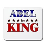 ABEL for king Mousepad