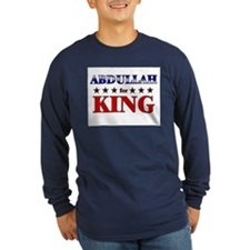 ABDULLAH for king T
