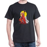 Flamenco Black T-Shirt