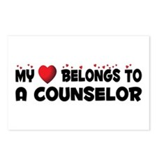 Belongs To A Counselor Postcards (Package of 8)