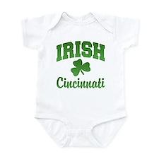 Cincinnati Irish Infant Bodysuit