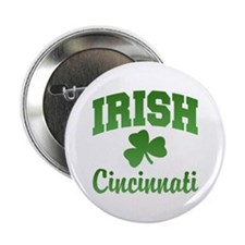 "Cincinnati Irish 2.25"" Button (10 pack)"