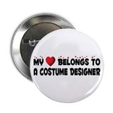 "Belongs To A Costume Designer 2.25"" Button (1"