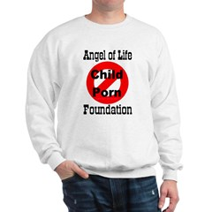 No Child Porn Sweatshirt