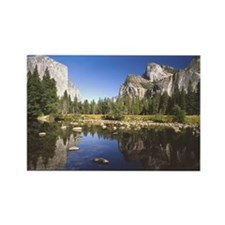 Yosemite Rectangle Magnet