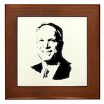 John McCain 08 Framed Tile