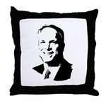 John McCain 08 Throw Pillow