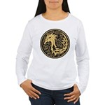Celtic Unicorn Women's Long Sleeve T-Shirt