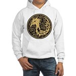 Celtic Unicorn Hooded Sweatshirt