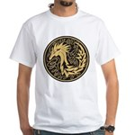 Celtic Unicorn White T-Shirt