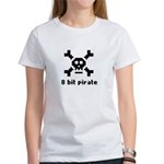 8-Bit Pirate Women's T-Shirt
