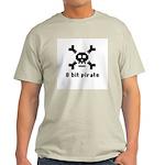 8-Bit Pirate Light T-Shirt
