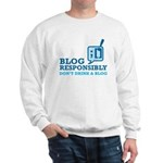 Blog Responsibly Sweatshirt