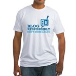 Blog Responsibly Fitted T-Shirt