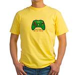 Gaming Store Yellow T-Shirt