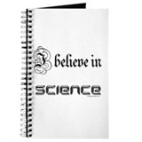 i believe in science Journal
