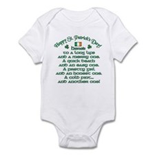 Long Life Infant Bodysuit