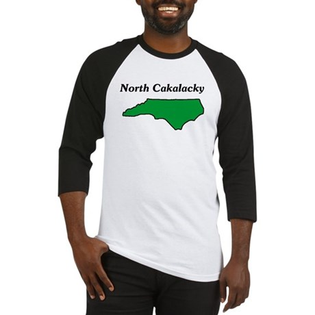 North Cackalackey Baseball Jersey