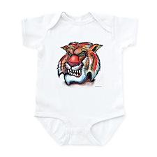 Memphis tigers Infant Bodysuit