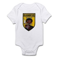 80TH TACTICAL FIGHTER SQUADRON Infant Bodysuit
