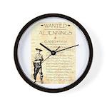 Al Jennings Gang Wall Clock