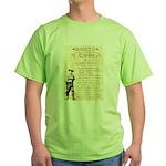 Al Jennings Gang Green T-Shirt