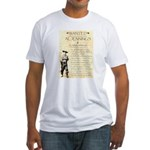 Al Jennings Gang Fitted T-Shirt