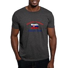 Coolest Slovak Dad T-Shirt