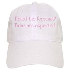 Twins Expected - Baseball Cap