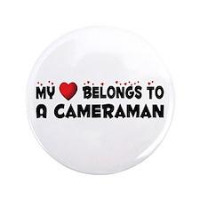 "Belongs To A Cameraman 3.5"" Button"