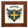 Sweden Framed Tile