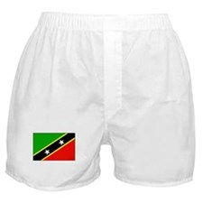 Saint Kitts & Nevis Boxer Shorts