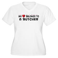 Belongs To A Butcher T-Shirt