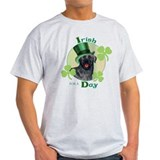 St. Patrick Black Lab T-Shirt