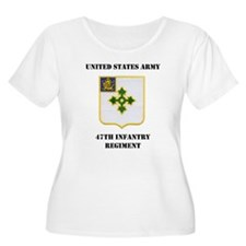 47th Infantry Regiment T-Shirt