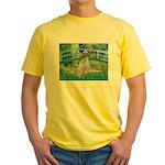 Bridge / English Setter Yellow T-Shirt