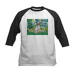 Bridge / English Setter Kids Baseball Jersey