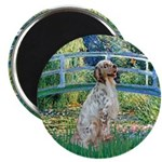 Bridge / English Setter Magnet