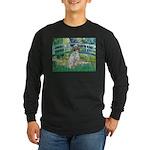 Bridge / English Setter Long Sleeve Dark T-Shirt