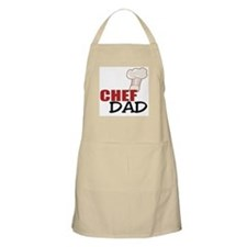 Chef Dad Barbecue Apron
