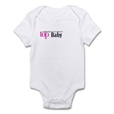 AMERICAS NEXT TOP BABY Infant Bodysuit