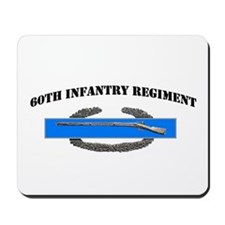 60th Infantry Regiment Mousepad