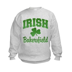 Bakersfield Irish Kids Sweatshirt