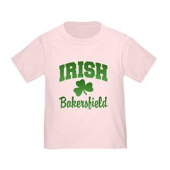 Bakersfield Irish Toddler T-Shirt