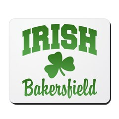 Bakersfield Irish Mousepad