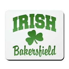 Bakersfield Irish Mousepad