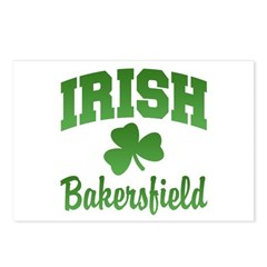 Bakersfield Irish Postcards (Package of 8)